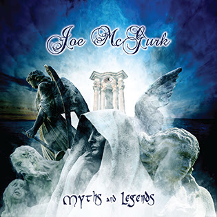 Joe McGurk, new album, Myths and Legends, rockers and ther animals, lion records