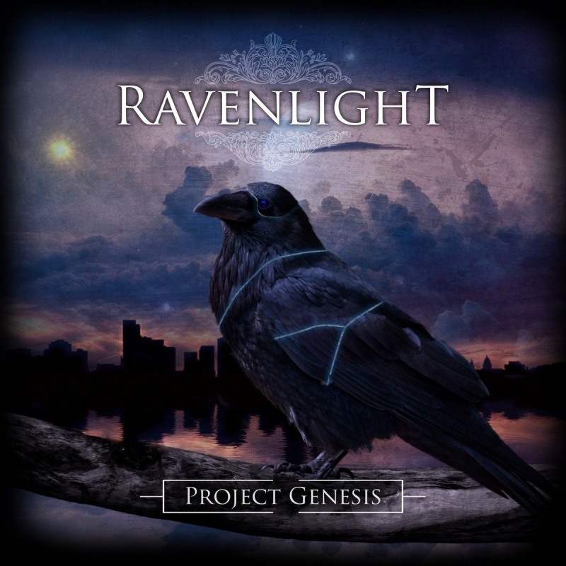 power metal, Ravenlight, Project Genesis, full-length, Novus Records, Plastic Head, Rockers And Other Animals, News