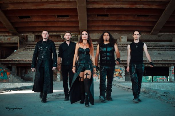 New single from Bulgarian symphonic metalband Metalwings