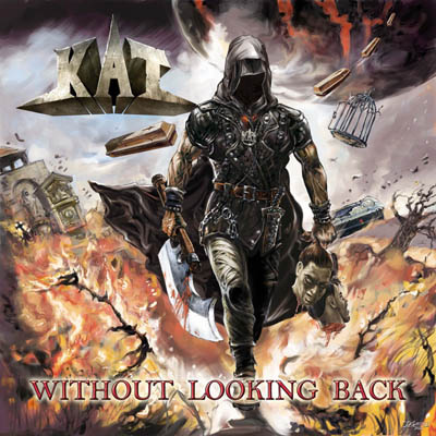 Kat,  Upcoming New Album ,Without Looking Back, Preorder, Rockers And Other Animals, Rock News, Rock Magazine, Rock Webzine, rock news, sleaze rock, glam rock, hair metal