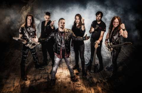 "Crown Of Glory release their first digital single ""What I'm Made Of"", rockers and other animls, news"