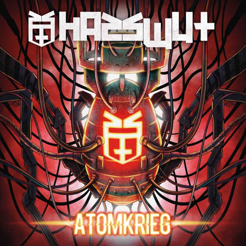 HASSWUT, NEW TRACK, SCHEISSE, NEW ALBUM, ART GATES RECORDS, ROCKERS AND OTHER ANIMALS, NEWS,Atomkrieg, INDUSTRIAL METAL,