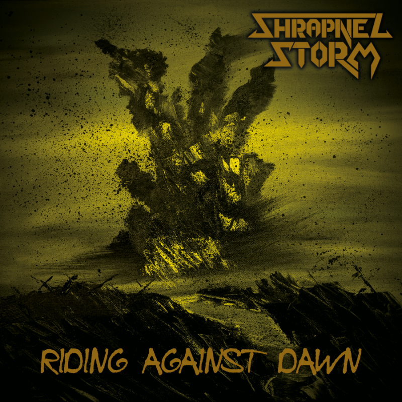 Shrapnel Storm, new release, video, Riding Against Dawn, rockers and other animals