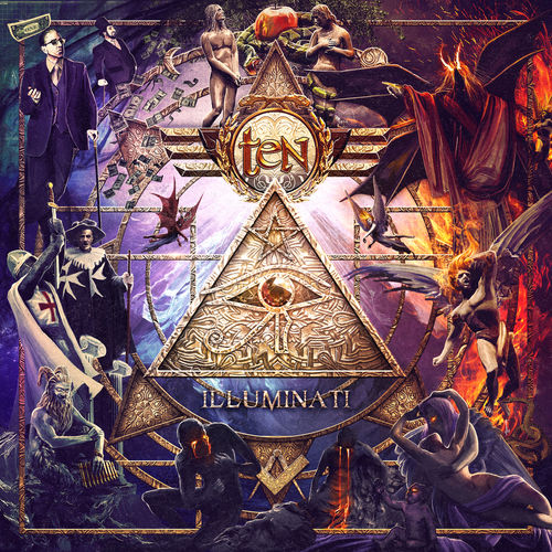 Ten release the brand new album album 'Illuminati'