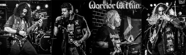 Warrior Within, New Video, Rat Race, thrash metal, In Light Act II, EP, rockers and other animals, news