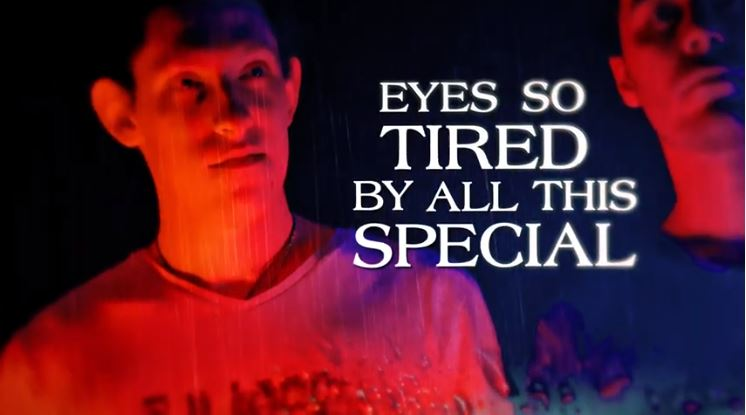 Sober,  new lyric video, Hypergear, Volcano Records & Promotion, rockers and other animals, news, What Are We Going To Do With These? (Suffering: A Guide for Empathy), Rock, Elettronic, Indie