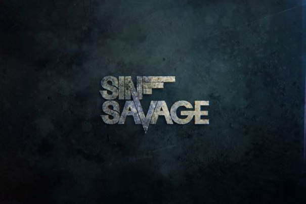 New single from Belgian rock/metal band Sin Savage, called 'Side By Side'