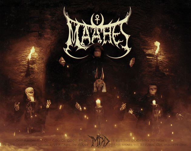 MAAHES signs with MDD Records; NEW album this summer, rockers an other animals