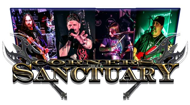 Corners of Sanctuary, New Music Videos, Exquisite Noise Records US, rockers and other animals, news, Victoria, Sandstorm Salvation, For COS and Country,