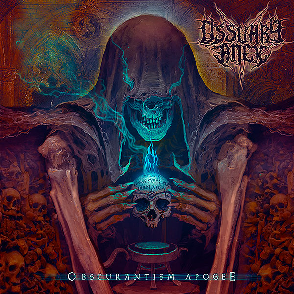 """Tracklist for """"Obscurantism Apogee"""" is as follows:  1. Contempt of God 2. Firestorm 3. Obscurantism Apogee  4. Revelation (Apocalypsis Ioannis) 5. Path to Golgotha 6. We Are the Antichrist 7. According to their Deeds 8. The Beyond-Man 9. The Great and Cel"""