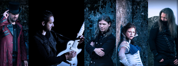Rockers And Other Animals, fusionmetal, October Changes, new single, lyric video