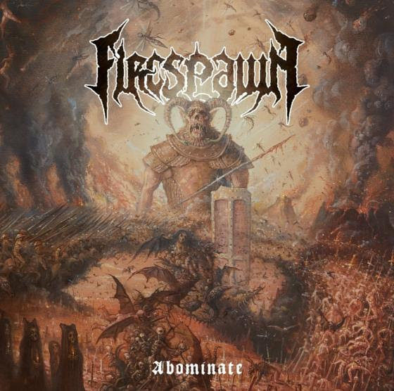 Firespawn, Single, The Hunter,  upcoming album, Century Media Record,Abominate, Shadow Realms, Reprobate, NEWS Rockers And Other Animals, Rock News, Rock Magazine, Rock Webzine, rock news, sleaze rock, glam rock, hair metal, ,