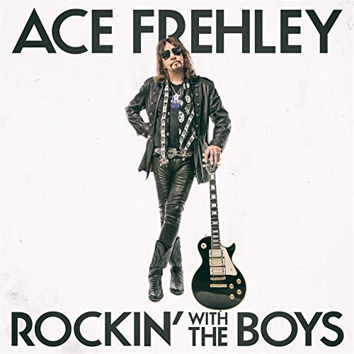 "Ace Frehley releases video for ""Rockin' With The Boys"""