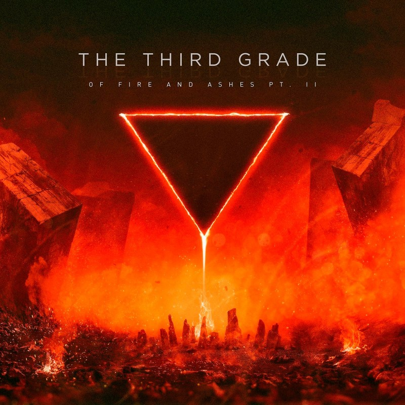 The Third Grade, Of Fire and Ashes Pt.2, Heavy Metal, Symphonic Metal, Progressive metal, rockers and other animals, news