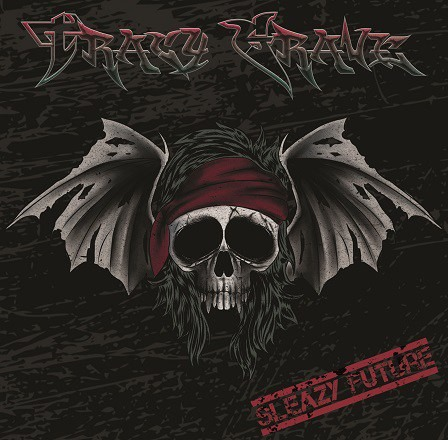 "Tracy Grave, new album, ""Sleazy Future"", online, Volcano Records & Promotion, Amazon Music Italia, iTunes, Spotify, sleazy, AOR,"