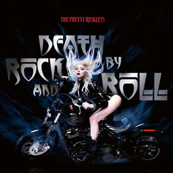 "THE PRETTY RECKLESS DROP BRAND NEW SINGLE ""DEATH BY ROCK AND ROLL"""