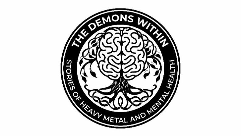 A new heavy metal podcast focussing on mental health issues has been launched. The new podcast, titled The Demons Within: Stories of Heavy Metal and Mental Health
