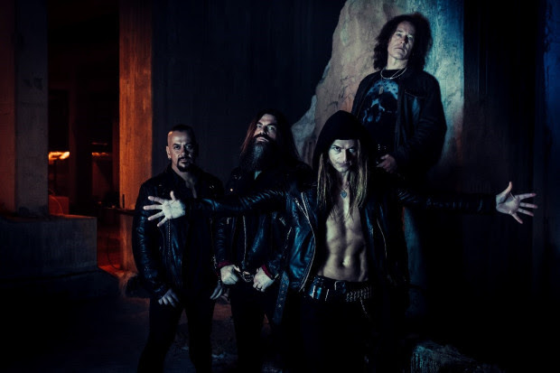 WOLF. single , lyric video, Shoot to Kill, album Feeding the Machine, heavy metal , rockers and other animals, news, European tour, century media records,
