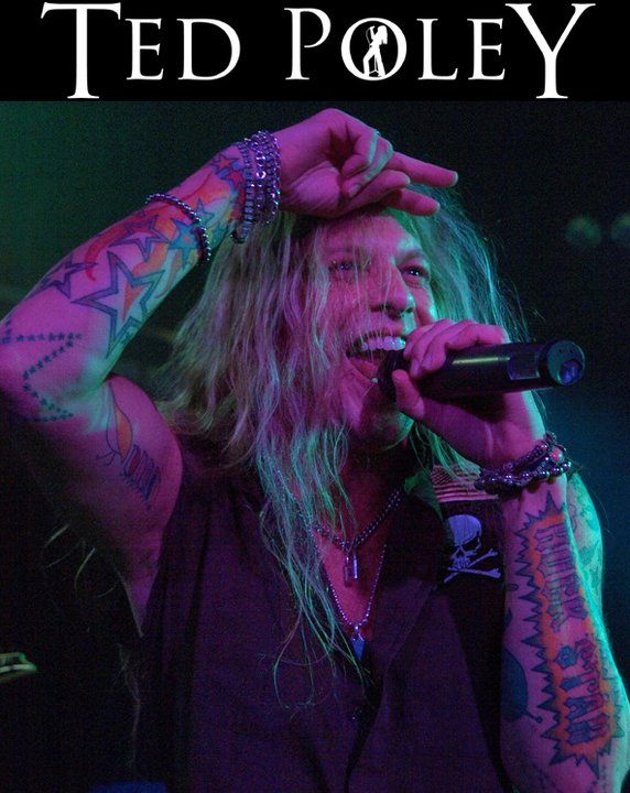 "Ted Poley releases video for song ""Gypsy At Heart"" from new upcoming album 'Modern Art'"