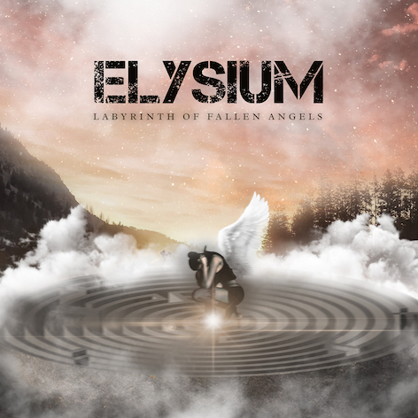 Video premiere, Elysium, Turn Around, album, Labyrinth of Fallen Angels, Rockers And Other Animals, Rock News, Rock Magazine, Rock Webzine, rock news, sleaze rock, glam rock, hair metal, artwork