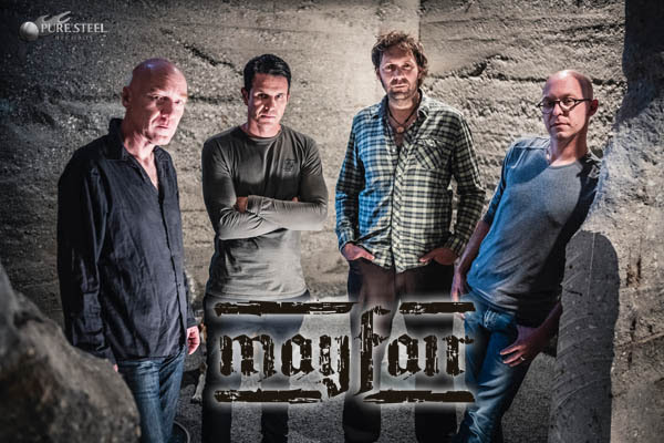 Mayfair, Frevel, new album, Cover, Tracklist, Avantgarde Rock, Pure Steel Records, NEWS Rockers And Other Animals, Rock News, Rock Magazine, Rock Webzine, rock news, sleaze rock, glam rock, hair metal