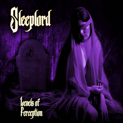 New Album, SLEEPLORD, Levels Of Perception, Pure Steel Records, Heavy Metal, Rockers And Other Animals, Rock News, Rock Magazine, Rock Webzine, rock news, sleaze rock, glam rock, hair metal