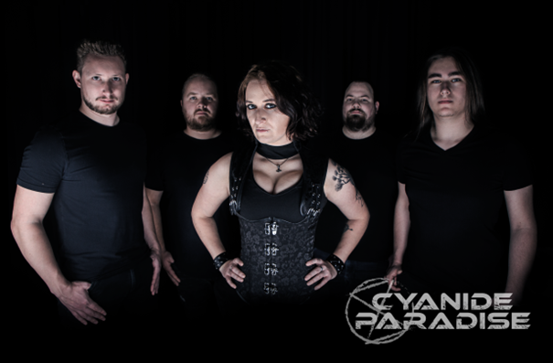 melodic death metal, Cyanide Paradise, new single, lyric video, rockers and other animals, news