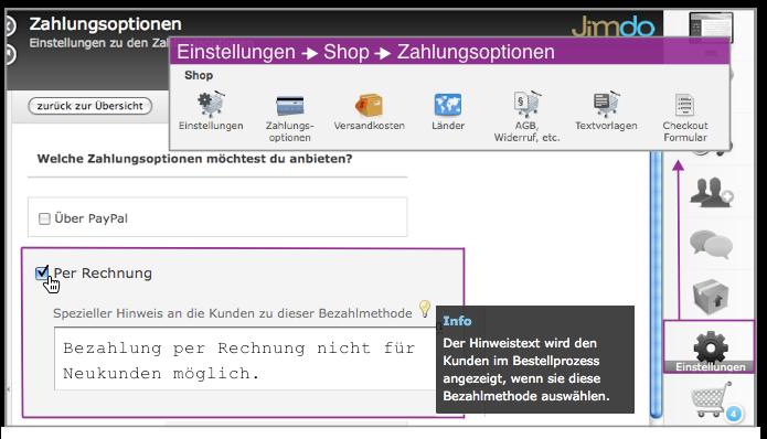 Jimdo Rechnung : shop news checkout individuelle mails und mehr jimdo ~ Themetempest.com Abrechnung