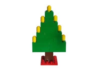 weihnachtsbaum lego