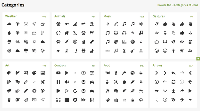icons flaticon