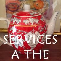 Services à Thé