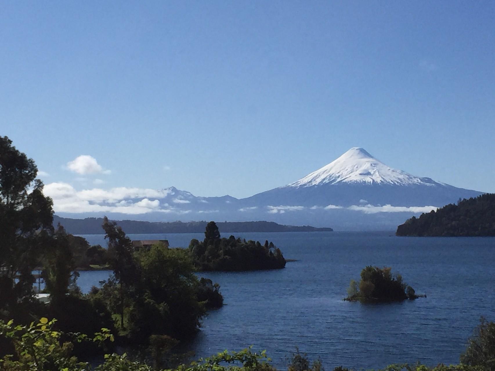 Und immer wieder der Osorno
