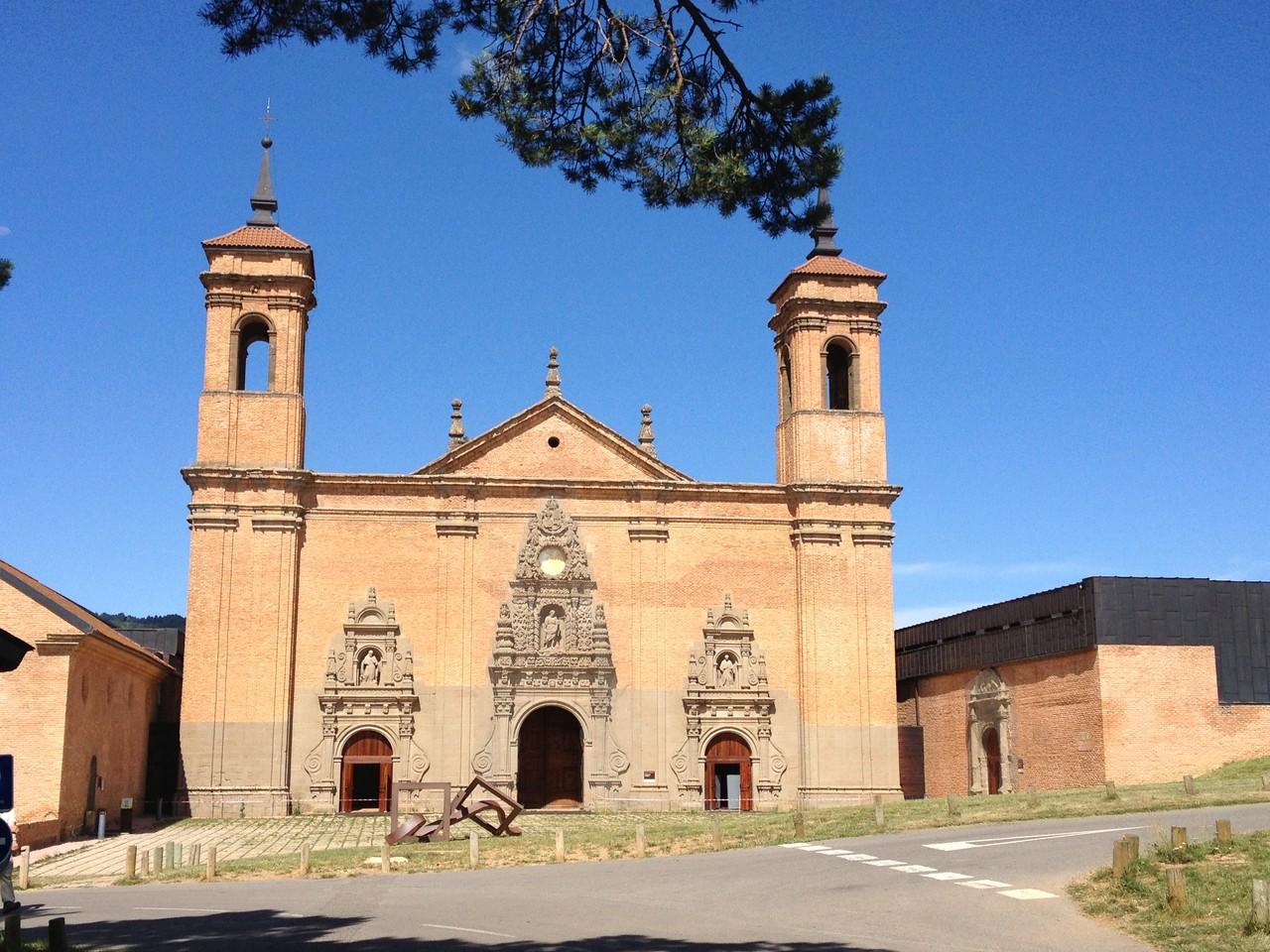 Kloster s.Juan de la Pena
