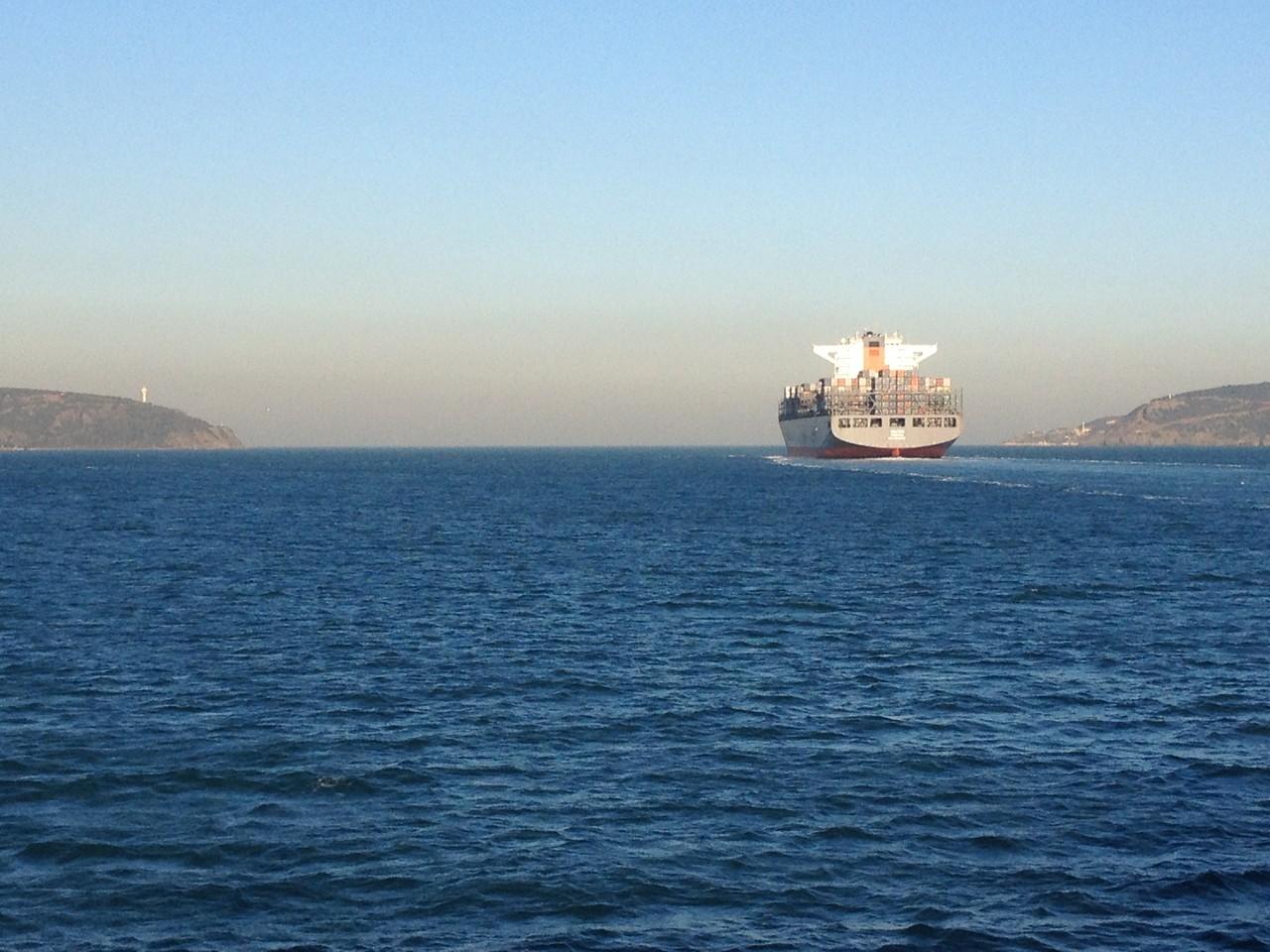 Blick auf das Schwarze Meer