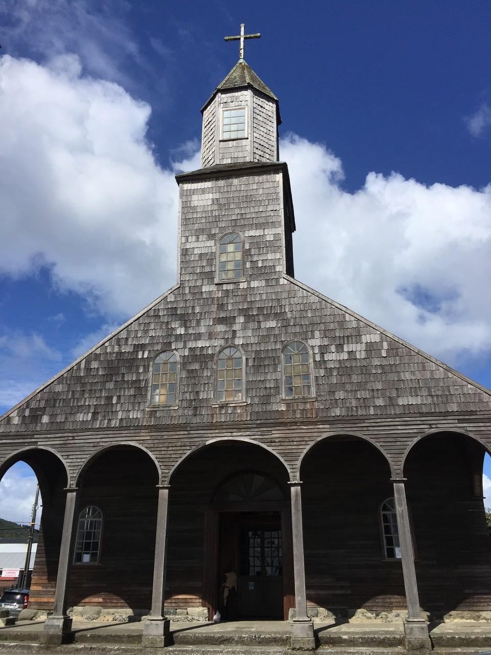 Kirche in Achao