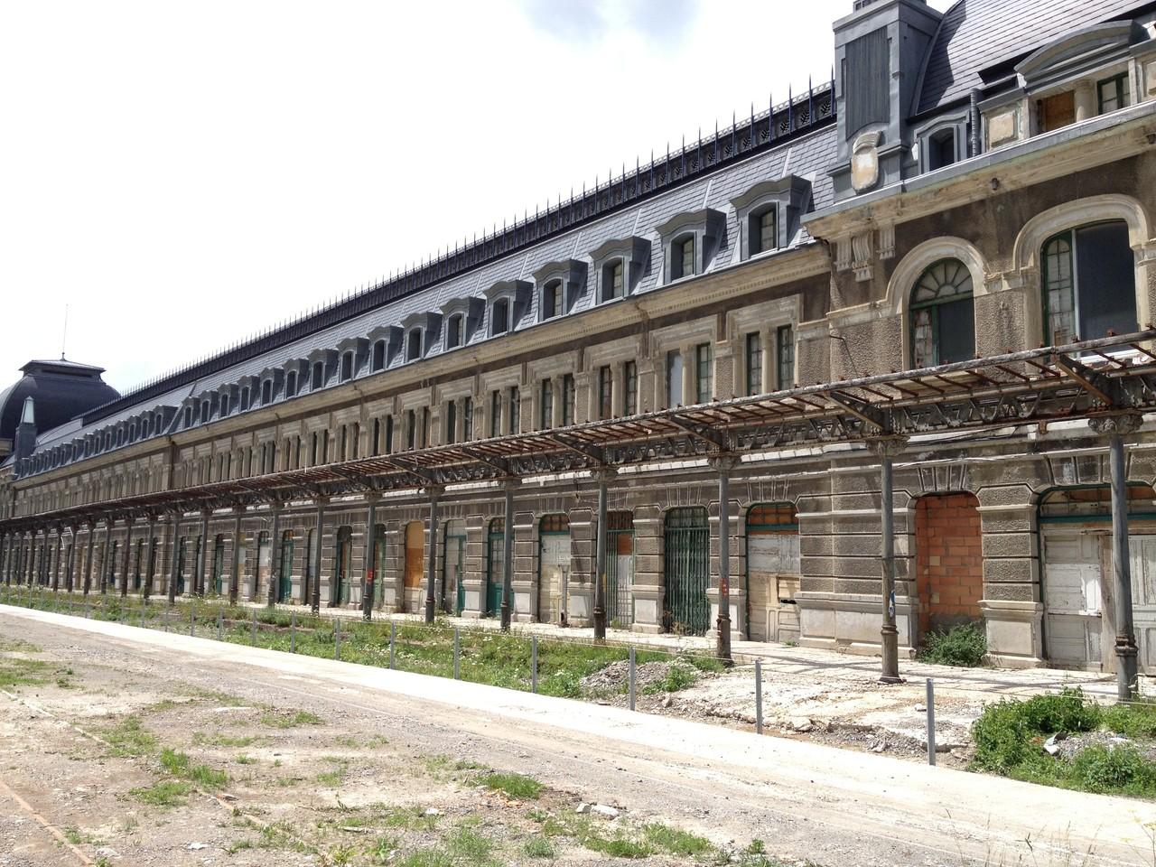 Bahnhof Canfranc Estacion