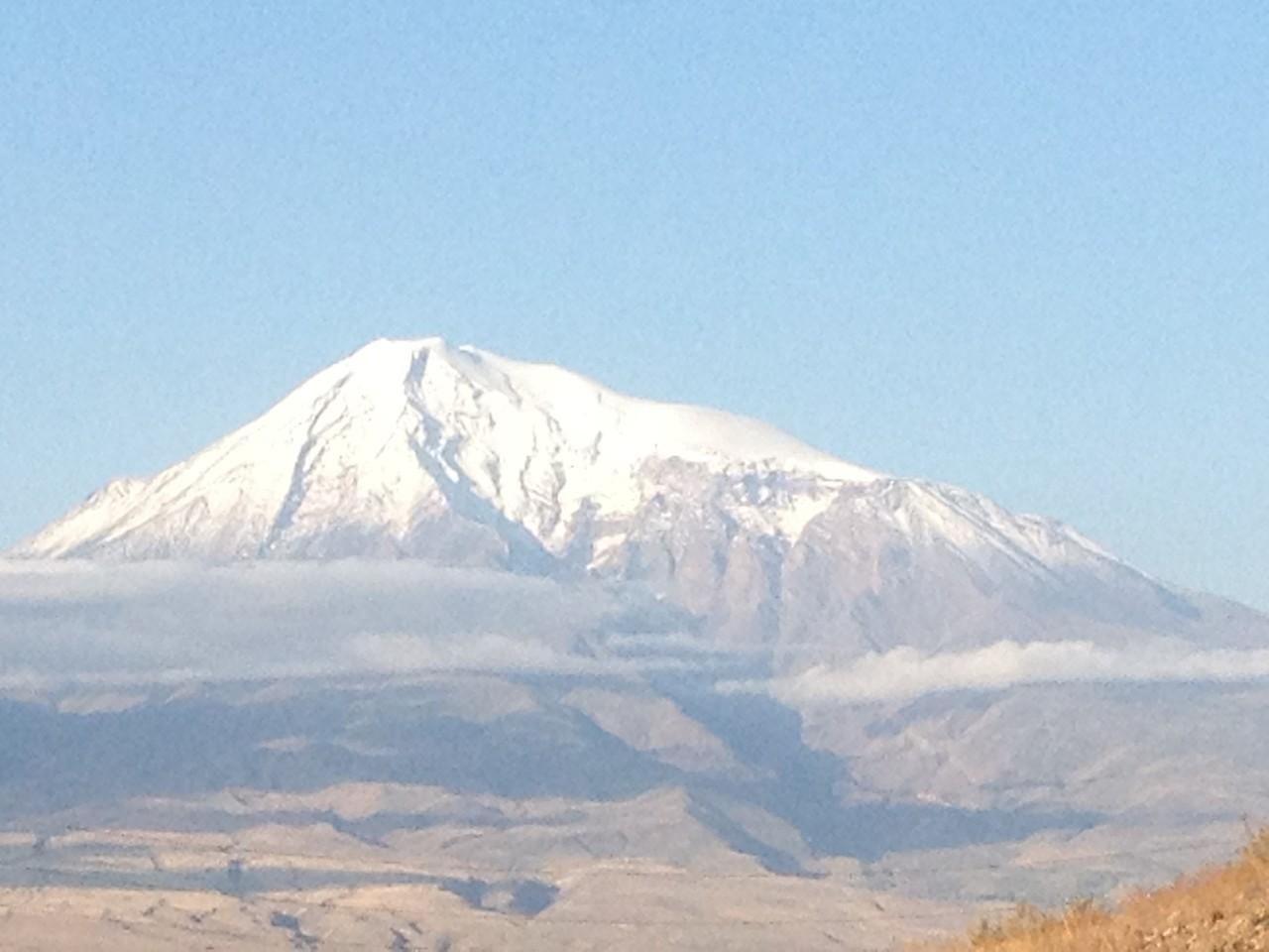 Ararat am frühen Morgen