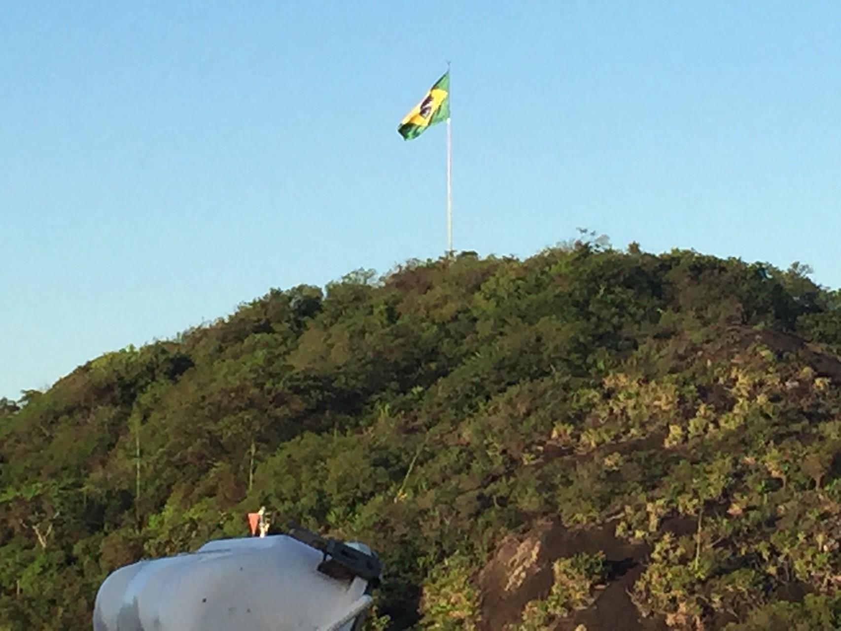 Brasilien, Südamerika in Sicht!