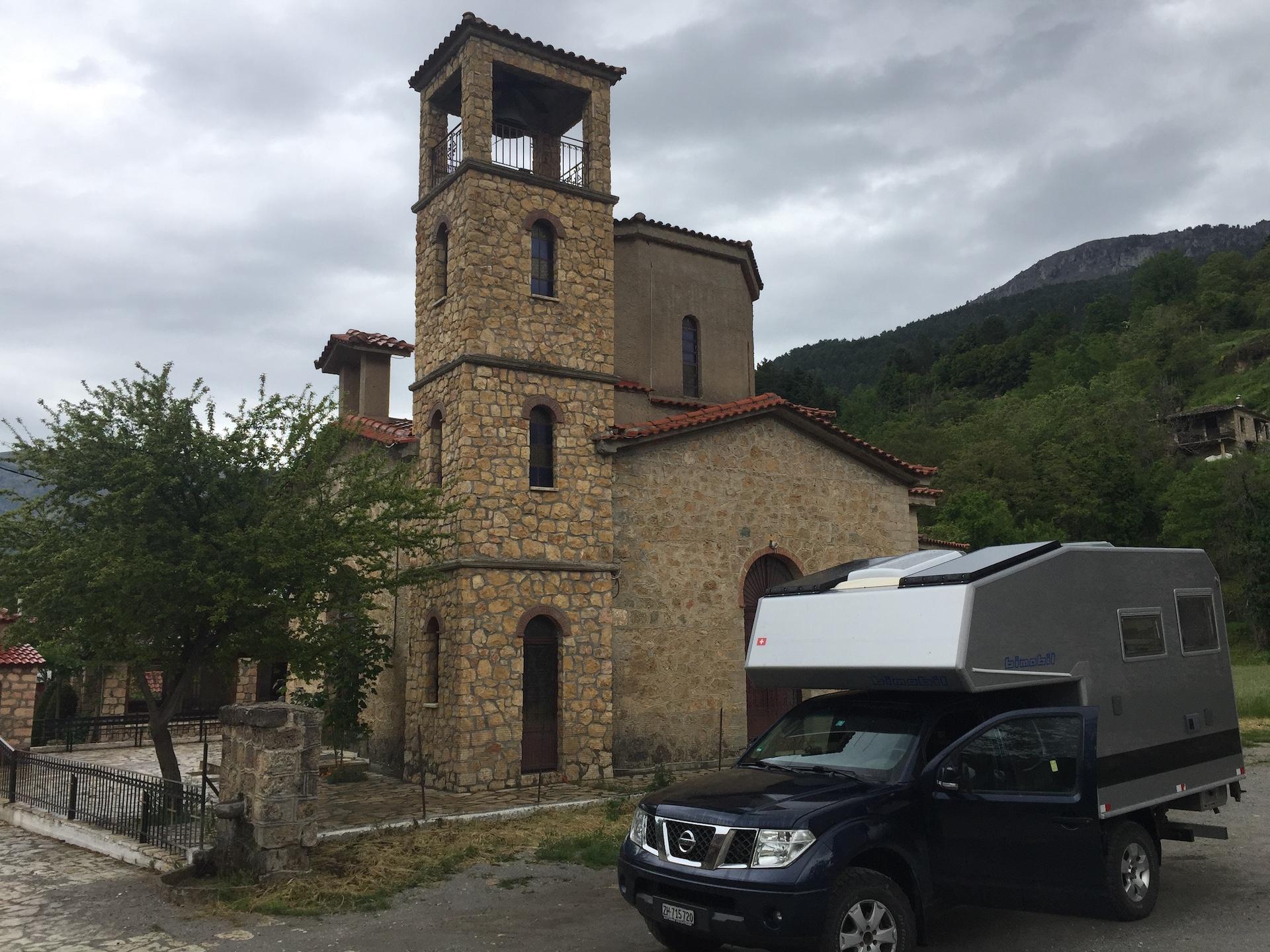 Kirche in Zarhoula