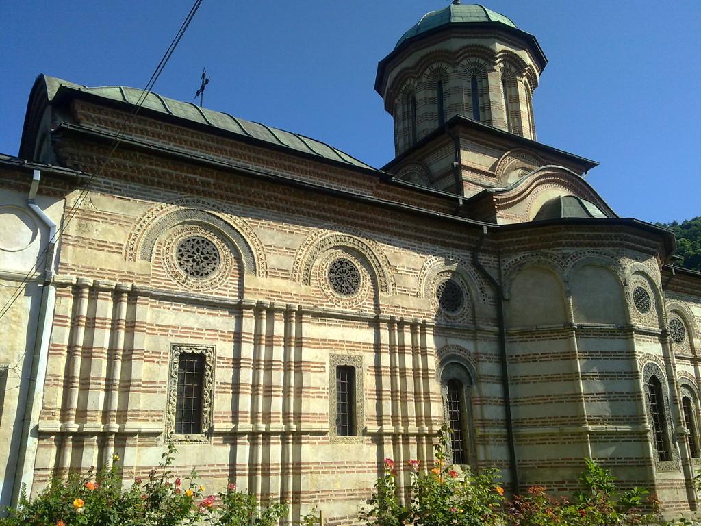 Kloster Bistrita