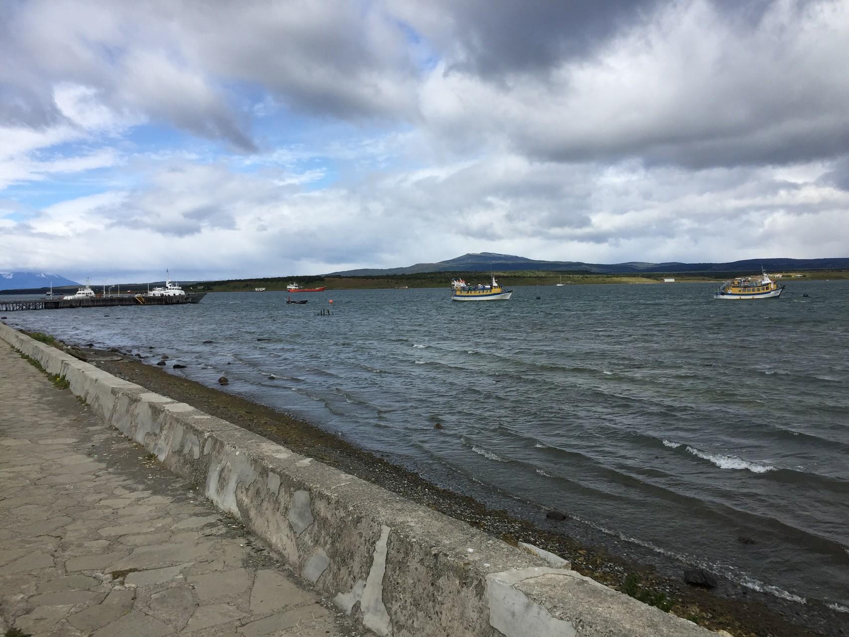 Nach Puerto Natales.....