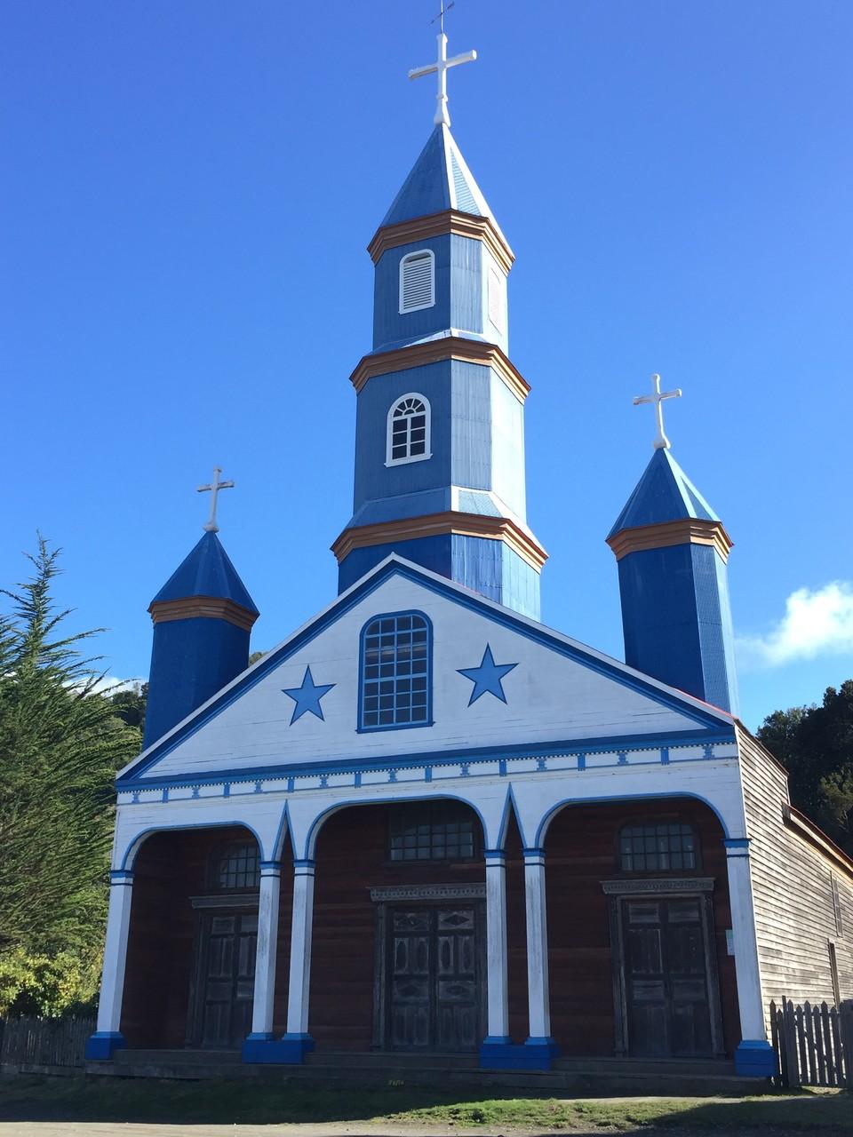 Kirche Daunen