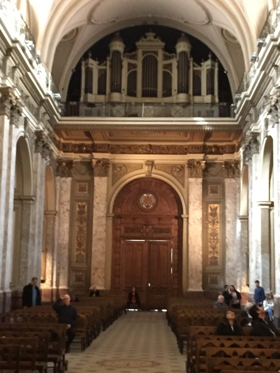 .... und der Altar