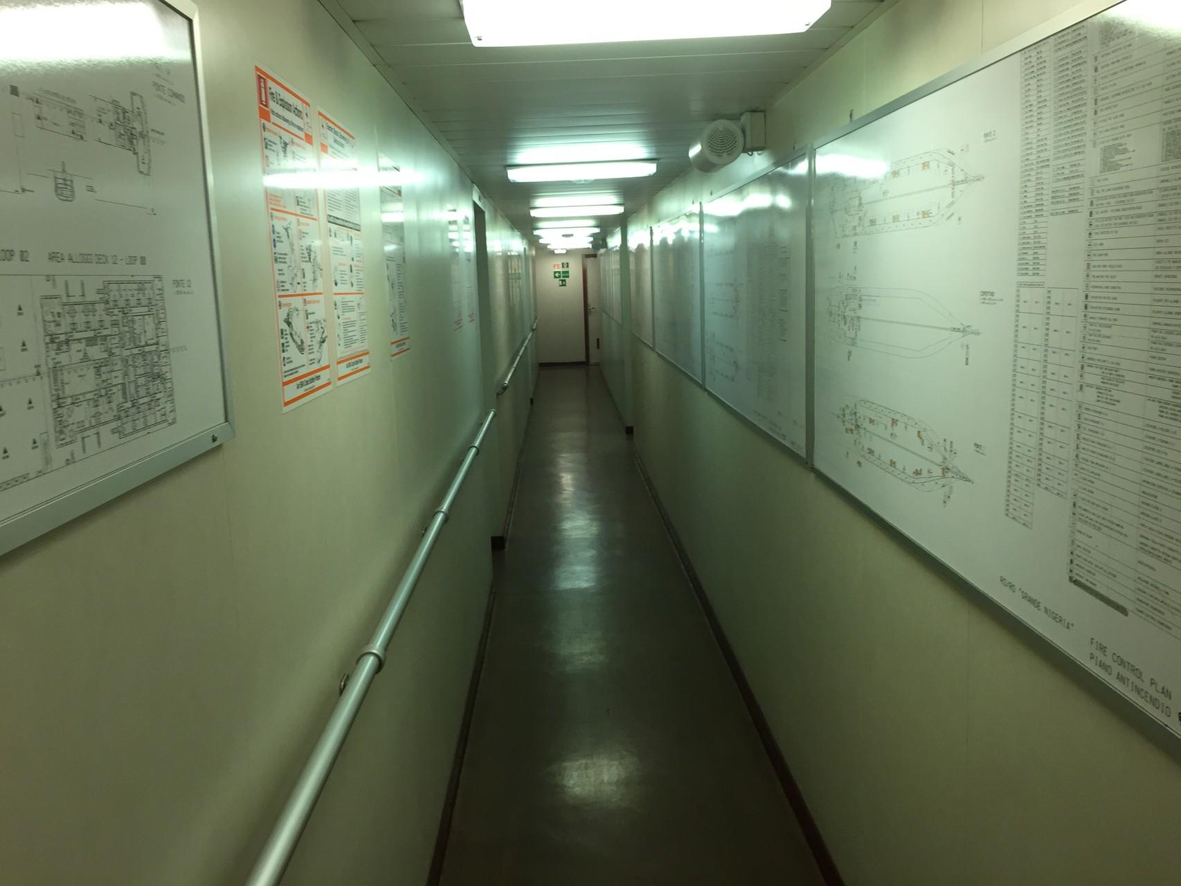 Und Korridore ohne Ende!!!!