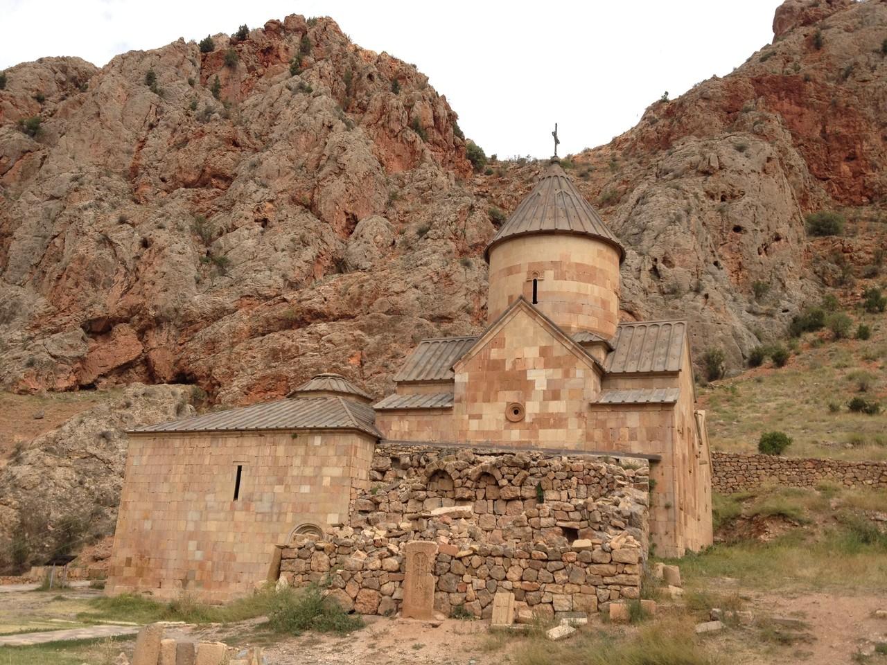 Monastry Noravank