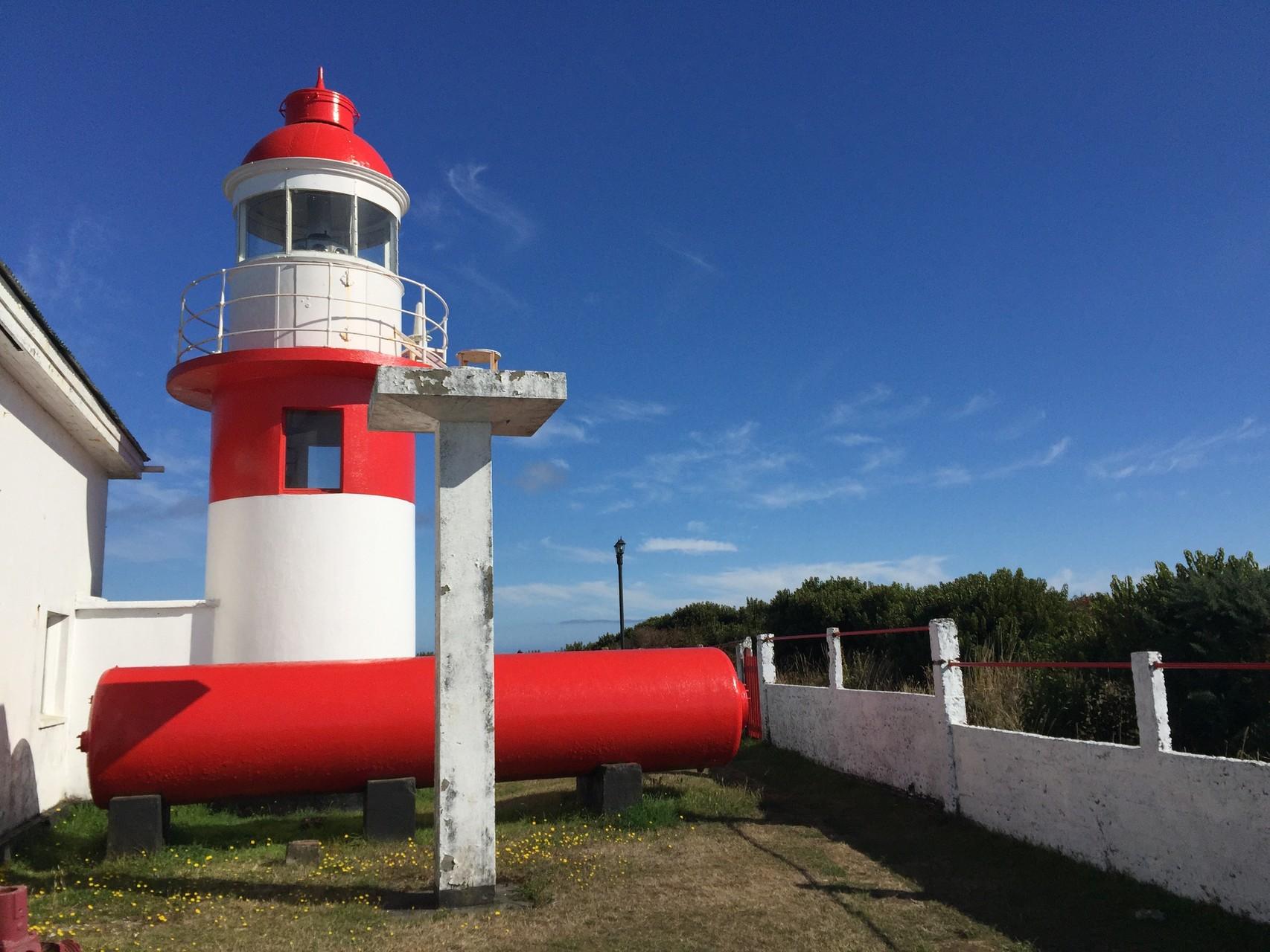 Leuchtturm Punta Corena....