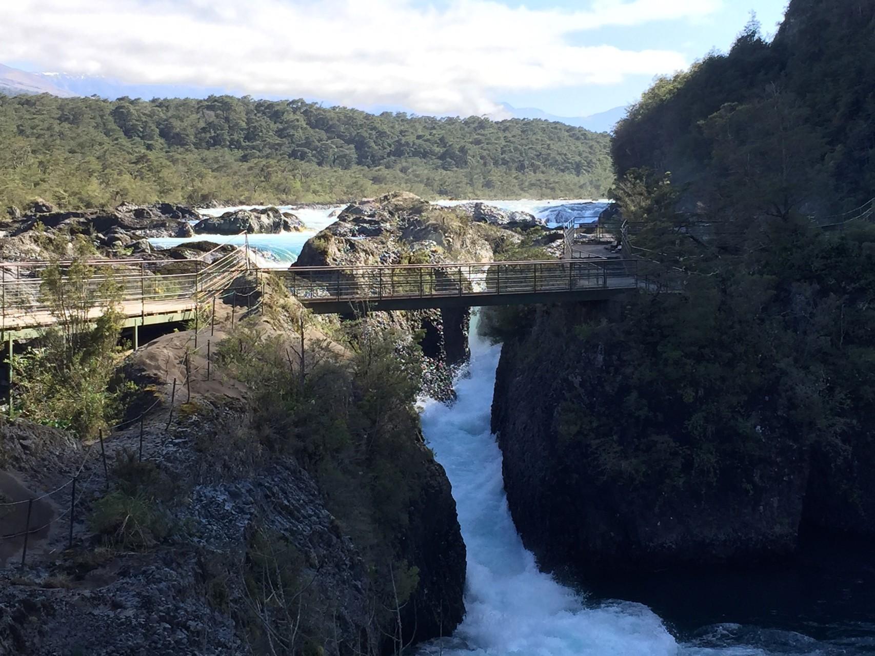 Wasserfall des Betraute