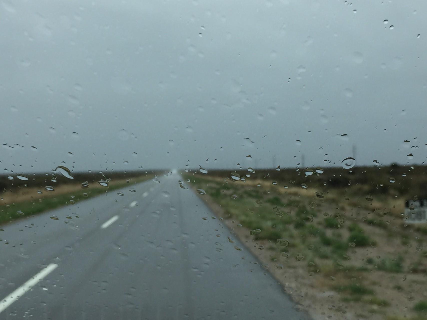 Regen, Regen....