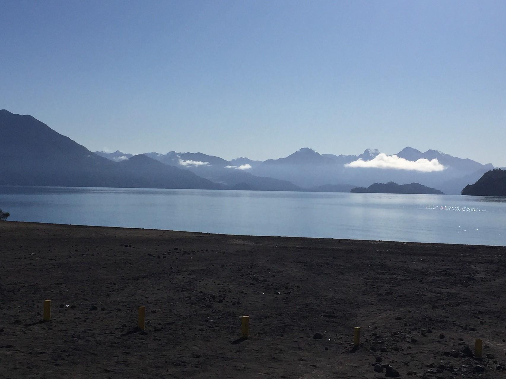 ....und auf die andere Seite der See