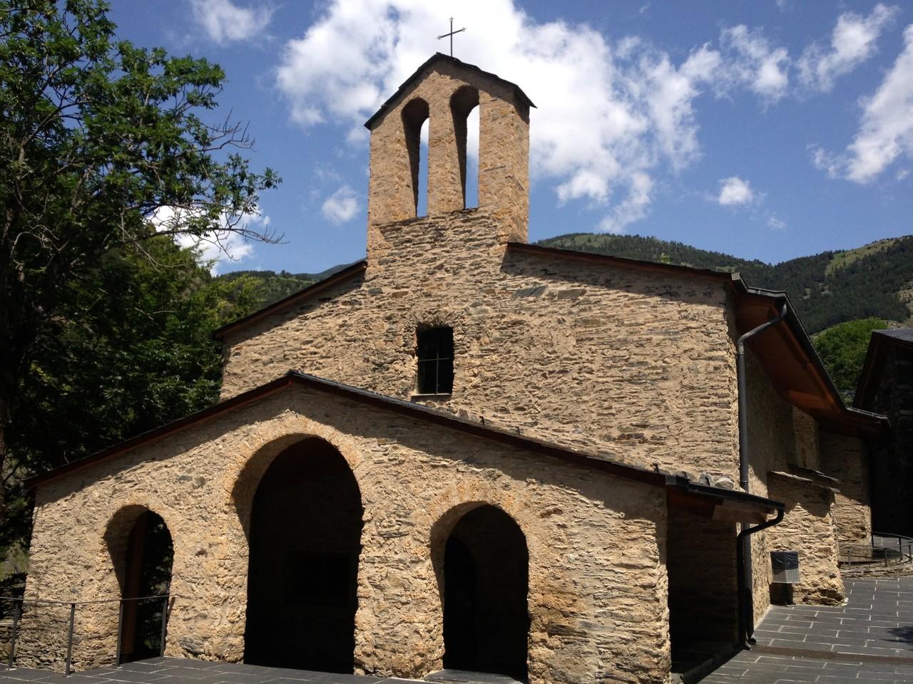 Kirche von Meritxell